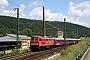 """LTS 0967 - DB Schenker """"232 686-6"""" 12.07.2011 - KönigsteinSven Hohlfeld"""