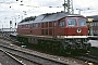 "LTS 0967 - DR ""132 686-7"" 02.06.1991 - Hamburg-Altona, BahnhofHelmut Philipp"