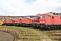 """LTS 0967 - DB Schenker """"232 686-6"""" 17.05.2014 - Halle (Saale), Betriebswerk GMarvin Fries"""