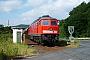 "LTS 0967 - Railion ""232 686-6"" 12.06.2008 - bei WiddershausenStephan Möckel"