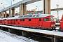 """LTS 0970 - DB Schenker """"233 689-9"""" 24.01.2015 - Sassnitz-Mukran (Rügen)Paul Tabbert"""