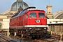 """LTS 0971 - EBS """"232 690-8"""" 05.02.2018 - Dresden, HauptbahnhofSven Hohlfeld"""
