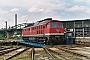 """LTS 0971 - Railion """"232 690-8"""" 26.05.2004 - Saalfeld (Saale), BetriebswerkTorsten Barth"""