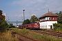 """LTS 0971 - Railion """"232 690-8"""" 12.08.2006 - Müncheberg V300-Spezialist"""