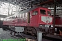 """LTS 0973 - DB AG """"232 692-4"""" 10.05.1997 - Cottbus, BetriebswerkNorbert Schmitz"""