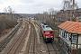 """LTS 0974 - DB Schenker """"232 693-2"""" 29.12.2011 - Hohenebra, BahnhofPatrick Schmücking"""