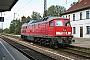 """LTS 0974 - DB Schenker """"232 693-2"""" 23.09.2011 - GroßkorbethaMarcel Grauke"""