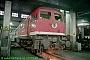 "LTS 0977 - DB AG ""232 696-5"" 22.05.1997 - Schwerin, BetriebswerkNorbert Schmitz"