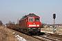 """LTS 0978 - DB Schenker """"241 697-2"""" 09.03.2010 - Pegau Dirk Einsiedel"""
