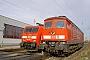 """LTS 0978 - Railion """"241 697-2"""" 07.11.2005 - Magdeburg-Rothensee, BahnbetriebswerkTorsten Frahn"""