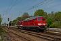 """LTS 0979 - DB Cargo """"233 698-0"""" 08.05.2019 - Berlin-Friedrichshagen, S-Bahnhof HirschgartenSebastian Schrader"""