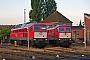 """LTS 0980 - DB Schenker """"232 908-4"""" 15.07.2009 - Osnabrück, BahnbetriebswerkDer Fotograf"""
