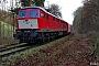 """LTS 0980 - DB Schenker """"232 908-4"""" 11.12.2015 - Ratingen-MüschenauRon del Mar"""