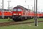 """LTS 0981 - Railion """"232 700-5"""" 12.04.2004 - Dresden-Friedrichstadt, BahnbetriebswerkTorsten Frahn"""