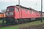 """LTS 0981 - DB AG """"232 700-5"""" 13.04.1997 - Dresden-Friedrichstadt, BetriebswerkNorbert Schmitz"""