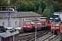 """LTS 0982 - LEG """"232 701-3"""" 15.09.2017 - Leipzig, Betriebswerk Hauptbahnhof SüdOliver Wadewitz"""