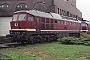 """LTS 0982 - DB AG """"232 701-3"""" 05.09.1998 - Reichenbach (Vogtland), BetriebswerkNorbert Schmitz"""