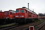 "LTS 0982 - DB Schenker ""232 701-3"" 23.11.2013 - Saalfeld (Saale), Betriebswerkbr232.com Archiv"
