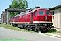 """LTS 0982 - DB AG """"232 701-3"""" 26.06.1999 - Reichenbach (Vogtland), BetriebswerkNorbert Schmitz"""