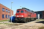 "LTS 0982 - Railion ""232 701-3"" 09.06.2007 - Rostock, Betriebswerk HauptbahnhofMichael Uhren"
