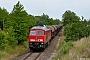 """LTS 0984 - DB Schenker """"232 703-9"""" 29.06.2012 - DiedrichshagenAndreas Görs"""
