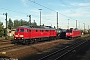 "LTS 0984 - DB Schenker ""232 703-9"" 31.07.2015 - Regensburg-Ost, GüterbahnhofPaul Tabbert"