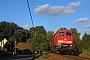 """LTS 0984 - DB Cargo """"232 703-9"""" 07.09.2016 - RobschützJohannes Mühle"""
