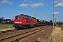 """LTS 0985 - DB Schenker """"232 704-7"""" 01.04.2011 - Bentwisch Christian Graetz"""