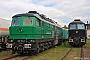 """LTS 0985 - Skinest Rail """"232 704-7"""" 03.10.2020 - Chemnitz-Hilbersdorf, Sächsisches Eisenbahnmuseum e. V.Klaus Hentschel"""