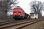 "LTS 0986 - Railion ""233 705-3"" 27.03.2004 - Horka, Abzw. SärichenTorsten Frahn"