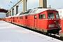 """LTS 0986 - DB Schenker """"233 705-3"""" 24.01.2015 - Sassnitz-Mukran (Rügen)Paul Tabbert"""