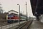 """LTS 0987 - DB AG """"232 706-2"""" 01.01.1998 - Bad Kleinen Volker Thalhäuser"""