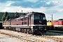 """LTS 0098 - DR """"130 076-3"""" 03.08.1988 - Neustrelitz, BetriebswerkMichael Uhren"""