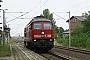 "LTS 0990 - DB Schenker ""233 709-5"" 29.07.2014 - Barby, Ortsteil GnadauRemo Hardegger"