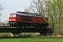 """LTS 0990 - DB Cargo """"233 709-5"""" 30.04.2016 - Eversen (Örtzebrücke)Helge Deutgen"""