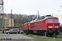 """LTS 0990 - Railion """"233 709-5"""" 05.04.2005 - Blankenburg (Harz)Thomas Dietrich"""