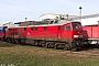 """LTS 0990 - DB Cargo """"233 709-5"""" 26.10.2019 - Cottbus, DB Fahrzeuginstandhaltung GmbHDieter Stiller"""
