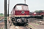 "LTS 0099 - DR ""130 077-1"" 13.06.1987 - Frankfurt (Oder), BahnbetriebswerkMichael Uhren"