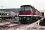 """LTS 0009 - DR """"130 009-4"""" 11.04.1989 - Neustrelitz, BetriebswerkMichael Uhren"""